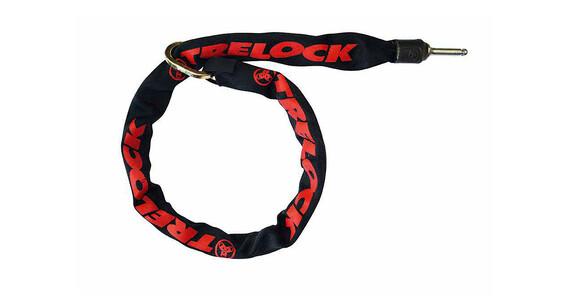 Trelock ZR 455 Einsteckkette schwarz/rot